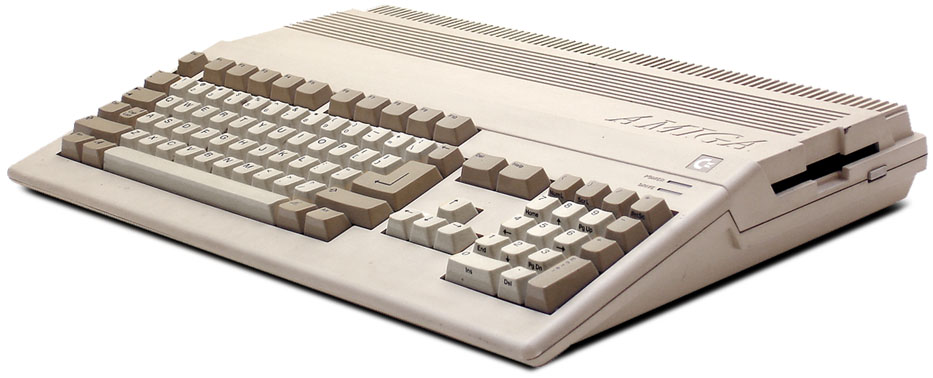 Commodore Amiga 500 images