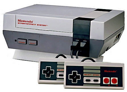Nintendo Entertainment System (NES) images